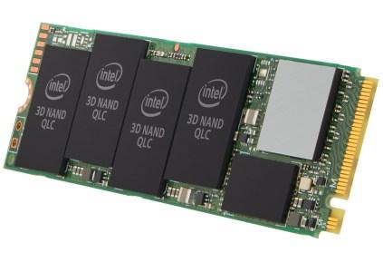 Intel выпустила SSD 665p (Neptune Harbor Refresh) со скоростью чтения и записи до 2000 МБ/с