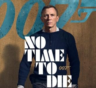 Первый трейлер 25-го фильма о Джеймсе Бонде No Time to Die / «Не время умирать» с Дэниелом Крейгом в главной роли