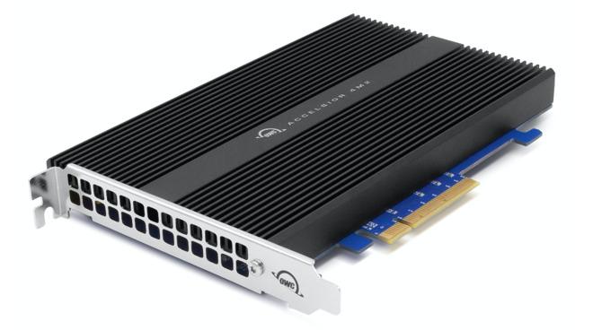 Новый Mac Pro теперь доступен с SSD вдвое большего объема — 8 ТБ (за дополнительные $2600). Альтернатива OWC вдвое быстрее и существенно дешевле