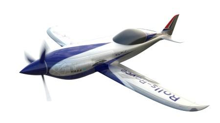 Rolls-Royce завершила сборку планера рекордно быстрого электросамолета ionBird (проект ACCEL)