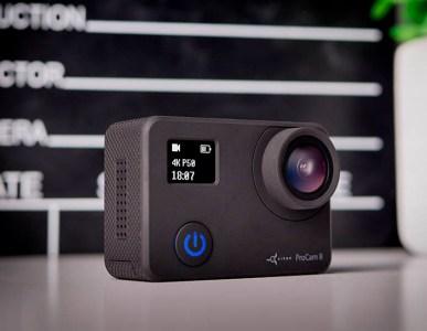 AIRON ProCam 8: универсальная экшн-камера с поддержкой 4K 50fps
