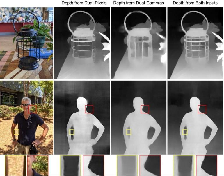 Google пояснила, как работает режим Portrait Mode в смартфоне Pixel 4