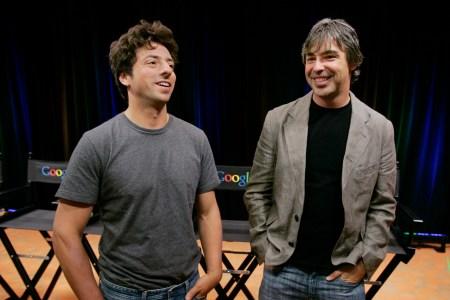 Ларри Пейдж и Сергей Брин передают управление холдингом Alphabet гендиректору Google Сандару Пичаи
