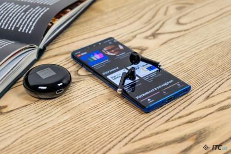 Huawei FreeBuds 3 — полностью беспроводные наушники с шумодавом