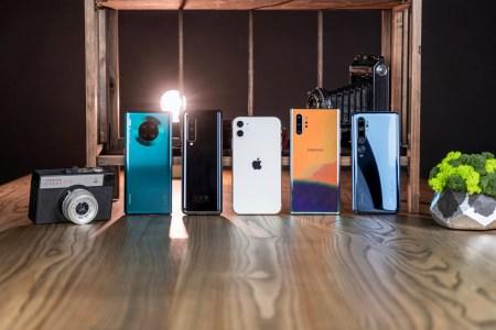 Сравнение камер: Xiaomi Mi Note 10 против Mate 30 Pro, Galaxy Fold, iPhone 11 и Galaxy Note10+ (голосование)