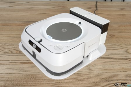 iRobot Braava Jet M6 — обзор робота-полотера