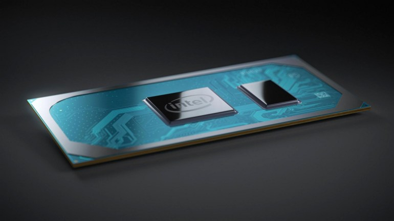 Intel Ice Lake-U CPU
