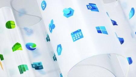Microsoft обновила дизайн логотипа Windows и более 100 иконок приложений