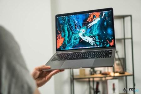 Apple признала проблему с внезапными выключениями у 13-дюймовых MacBook Pro 2019 года