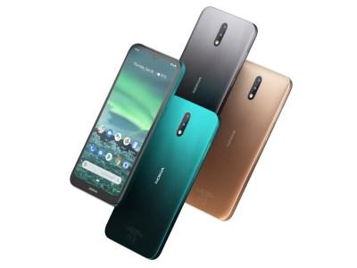 Представлен бюджетный смартфон Nokia 2.3 — 6,2-дюймовый экран, 32 ГБ памяти, батарея 4000 мАч и ценник €109