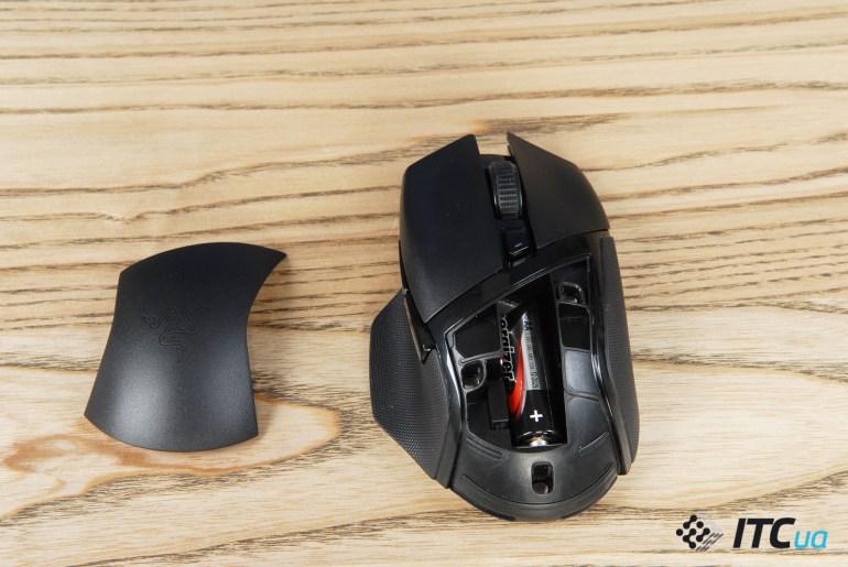 Обзор беспроводной игровой мыши Razer Basilisk X HyperSpeed