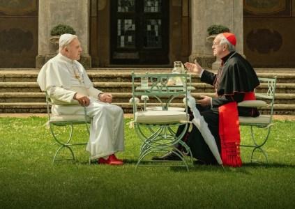 Рецензия на фильм The Two Popes / «Два Папы»