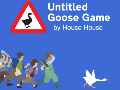 Игра Untitled Goose Game преодолела отметку в 1 млн проданных копий всего за три месяца с момента релиза