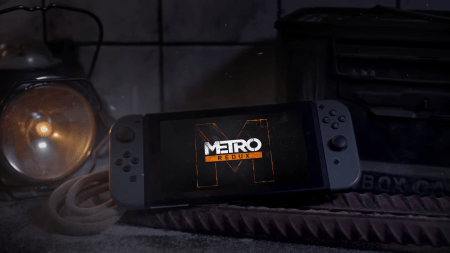 Metro Redux выйдет на Nintendo Switch 28 февраля