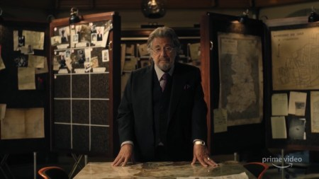 Аль Пачино охотится на нацистов в расширенном трейлере сериала Hunters, который выйдет на Amazon Prime 21 февраля