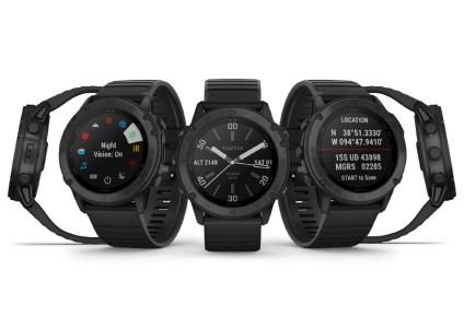 Garmin Tactix Delta – защищённые умные часы с повышенной конфиденциальностью, автономностью до 80 дней и ценой $900