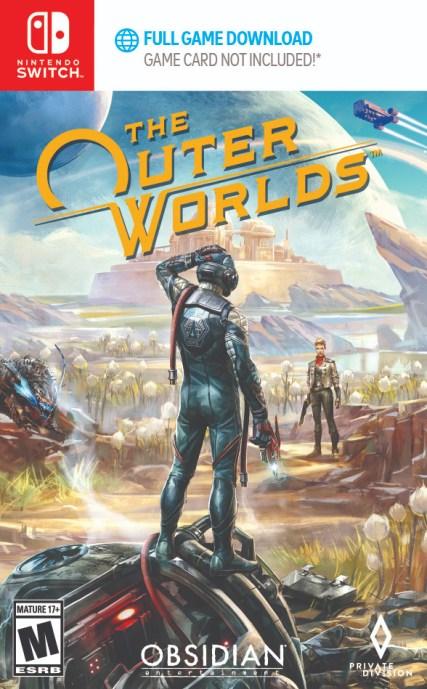 The Outer Worlds выйдет на Nintendo Switch 6 марта