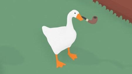 Энтузиаст создал программу, которая добавляет на рабочий стол компьютера забавного гуся из Untitled Goose Game