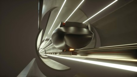 Британская компания Magway разрабатывает бюджетный грузовой Hyperloop