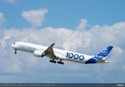 Airbus провел первичные испытания системы, позволяющей автоматизировать взлет самолетов