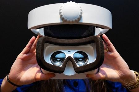Lenovo готовит к выпуску автономную гарнитуру, но не для потребительского сегмента