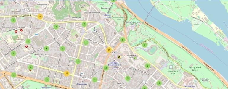 18 приложений, которые помогут сориентироваться в городе