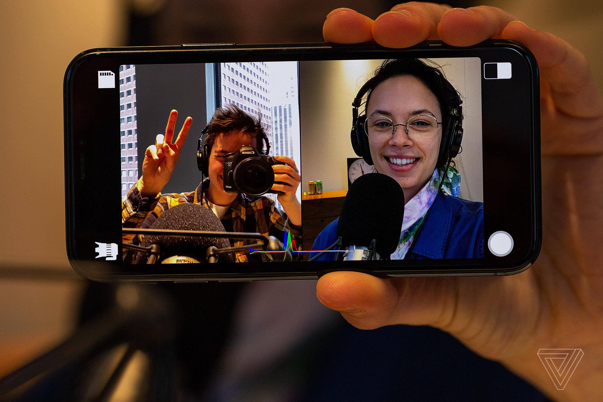 Как на телефоне сделать фото с увеличением
