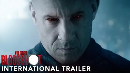 Вышел второй трейлер фантастического боевика Bloodshot / «Бладшот» с Вином Дизелем, премьеру перенесли на 13 марта 2020 года
