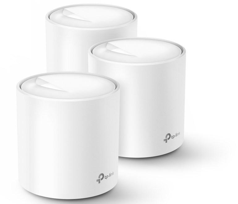 TP-Link представила Mesh-cистемы Deco X20, X60 и X90 с поддержкой стандарта Wi-Fi 6
