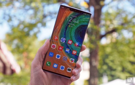 Huawei будет использовать в своих смартфонах карты TomTom вместо Google