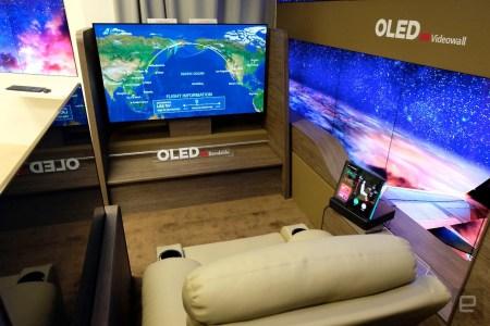 Не только телевизоры: LG Display показала гибкие и сворачивающиеся OLED дисплеи, пригодные для различных сфер применения