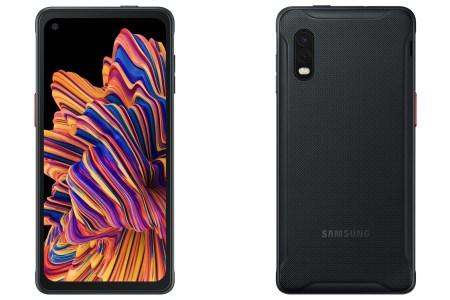 Защищённый смартфон Samsung Galaxy XCover Pro получил сменную батарею и цену €499
