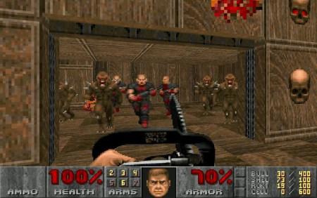 Переиздания Doom получили поддержку дополнений, быстрых сохранений и частоты 60 кадров в секунду
