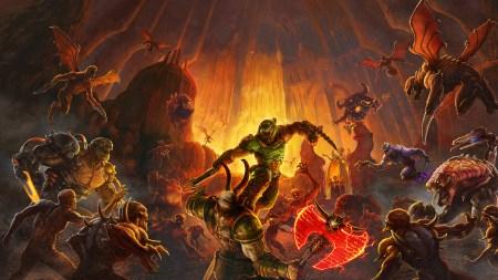 Создатели шутера Doom Eternal выложили свежий трейлер и подтвердили новую дату релиза — 20 марта 2020 года