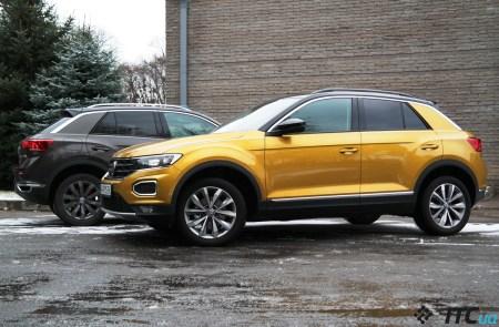 Тест-драйв Volkswagen T-Roc: выбираем – Sport или Style? (ТОП-5 вопросов и ответов)