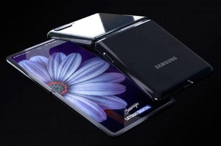 Galaxy Z Flip. Все что известно на данный момент о следующем гибком смартфоне Samsung