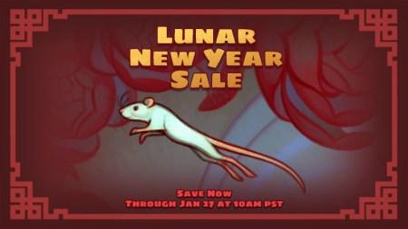 В Steam стартовала распродажа игр «Лунный Новый год», она продлится до вечера 27 января