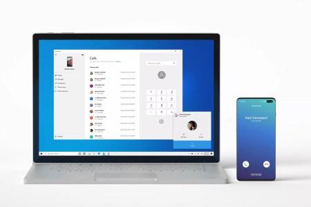Доступно всем желающим. Microsoft запустила в массы функцию звонков в приложении Your Phone (Ваш телефон) для Windows 10
