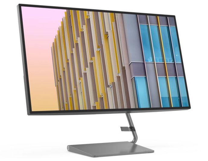 Lenovo показала ноутбуки, компьютер и мониторы серии Creator, они предназначены для создателей контента