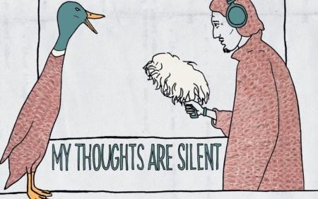 Рецензия на фильм «Мої думки тихі» / My Thoughts Are Silent / «Мои мысли тихие»