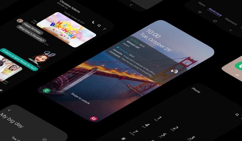 Обновление One UI 2.0: что нового в интерфейсе Samsung?