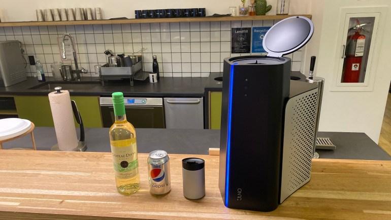 Устройство под названием Juno позволяет охладить банку пива за 2 минуты