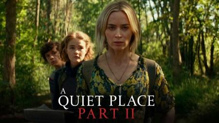 Первый трейлер хоррора Quiet Place Part 2 / «Тихое место 2»