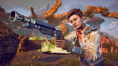 Порт The Outer Worlds на Switch отложили из-за вспышки коронавируса 2019-nCoV