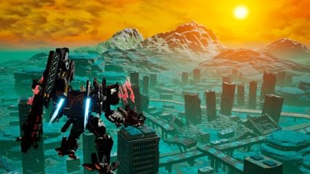 Switch-эксклюзив Daemon X Machina выйдет в Steam 13 февраля