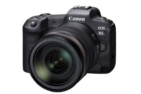 Canon анонсировала беззеркальную камеру EOS R5 с поддержкой записи 8K-видео и бюджетную зеркальную модель EOS 850D с поддержкой 4K