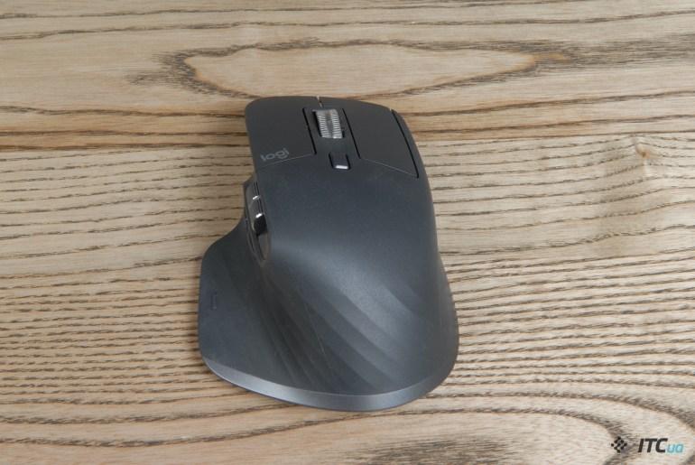 Обзор беспроводной мыши Logitech MX Master 3