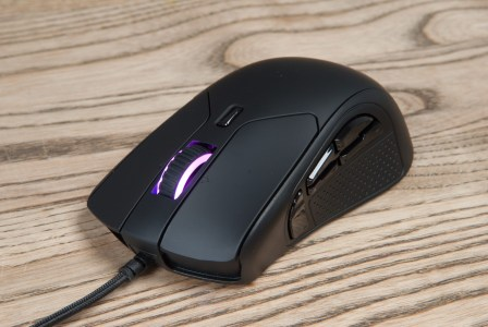 Обзор игровой мыши HyperX Pulsefire Raid