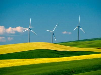 В 2019 году ветер стал самым массовым источником чистой энергии в США — впервые в истории страны он обогнал гидроэнергетику