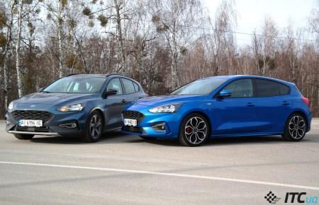 Тест-драйв Ford Focus Active и Focus ST-Line: ТОП-5 вопросов и ответов